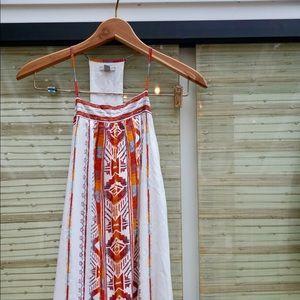 Urban Outfitters Ecote Tribal Sleevles Mini Dress